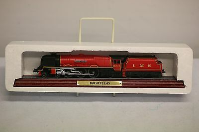 Static Model steam locomotive - Duchess LMS
