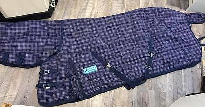 6.6 Maxima Combo Stable Horse Rug with Neck  - Excellent Condition