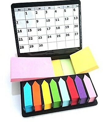 ASAB Sticky Memo Notes, Post It Notes Organiser