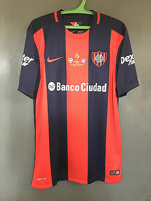 San Lorenzo Final match shirt