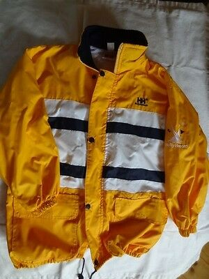 Helly Hansen Kids Jacket Made in UK size 30 (12) Top Quality & Condition