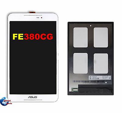 Touch screen + Display LCD Bianco Asus Fonepad 8 FE380CG K016 3G