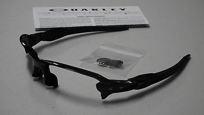 Oakley Flak 2.0 Asian Fit Polished Black Sunglasses Frame Oo9271-09 *authentic*