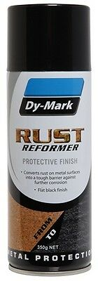 Dymark  Chemically Rust Metal Surfaces Reformer Paint 350g Carton of 12