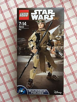 Lego 75113 Star Wars Buildable  Figures . Brand New Sealed.