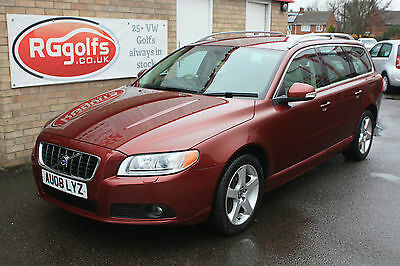 08/08 Volvo V70 2.4 D5 ( 185ps ) Geartronic SE Lux, 111625 miles