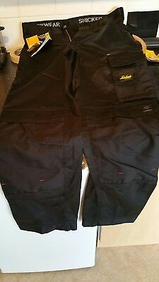2 pairs of snickers work trousers