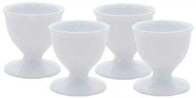 Rayware Milan Egg Cups, Set Of 4, White
