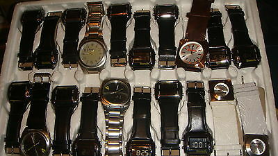 Trade Only Job Lot Of 20 X   Bench Watches 100% Gen ,..,