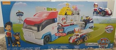 Paw Patroller Deluxe Play Lorry Toy Kids Toys Gift Patrol Truck New unsealed