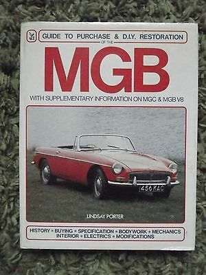 MGB Guide to Purchase & DIY Restoration