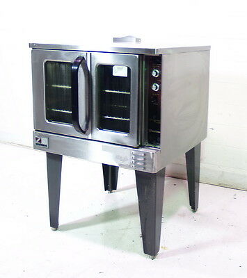 Used Southbend Restaurant Nat Gas Stainless Convection Oven - Gb-25Sc