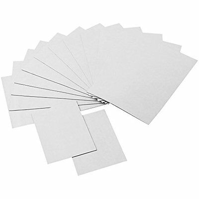 totalElement Adhesive Sheets Strong Flexible Self-Adhesive Magnetic Sheets, 4 x
