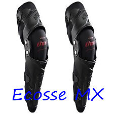 New Adult L/XL Thor Force Hinged Knee Guards Motocross Enduro ATV Quad