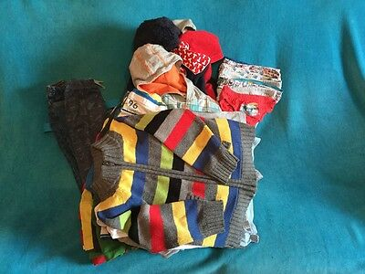 Boys' clothes 2-3 years 43 items plus 10 pants