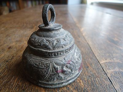 Bell shaped ornament Souvenir Of Buckfast Abbey