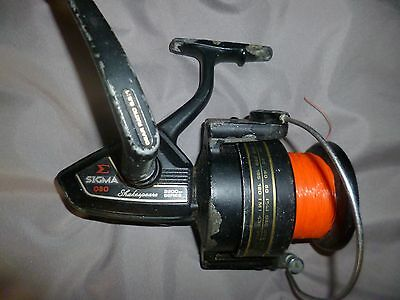 "Shakespreare ""Sigma""Sea Fishing Reel"