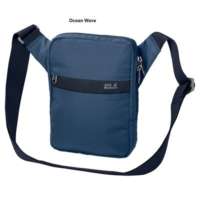 Jack Wolfskin Bag Purser - Travel Waist Bag - Ocean Wave