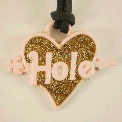 Hole Live Through This Tour Metal Necklace ©1994
