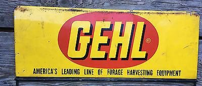 Vintage Gehl Brothers Manufacturing Company Farm tractor