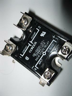 Gordos Solid State Relay GB15600-601