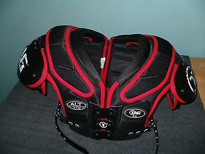 Tag Alt 710 Football Shoulder Pads Size Small Adult