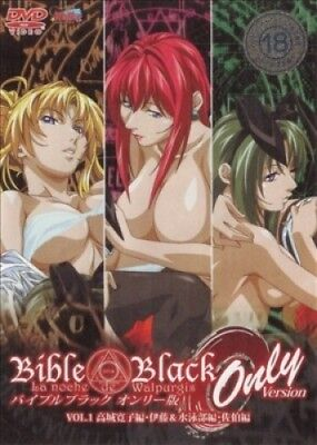 Bible Black Only [Region 1] - DVD - New - Free Shipping.
