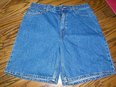 Women's Levi's Red Tab Vintage Relaxed Fit Jeans Blue JEan Shorts  16W Plus NWT