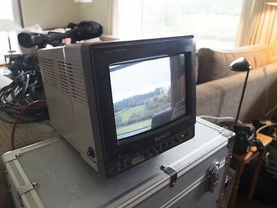 Sony field colour video monitor PVM-9020ME