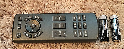 Genuine OEM Lexus LX570 RX350 RX450h Rear Seat DVD Entertainment Remote Control