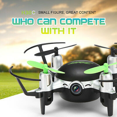JJRC H30C Mini 2.4G 4CH 6Axis RC Drone With 2MP Camera Quadcopter RTF TOYS S201