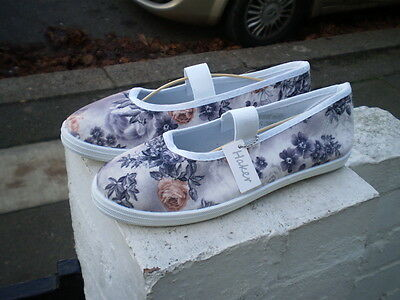 Brand New Womens Ladies Sneakers Trainers Shoe Size 8/41