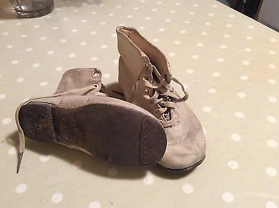 Vintage/Antique Childrens shoes
