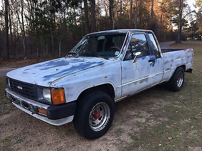 1984 Toyota Other Xtra Cab 1984 Toyota Truck (NO RESERVE!!!)
