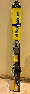 Techno Pro 98cm junior skis with Marker bindings