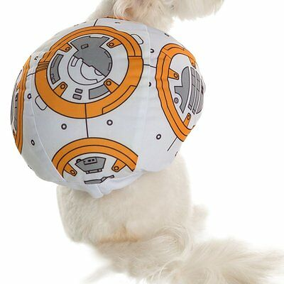 BB-8 Star Wars Disney Roboter Hunde Dog Pet Kostüm Large zb Cocker Spaniel