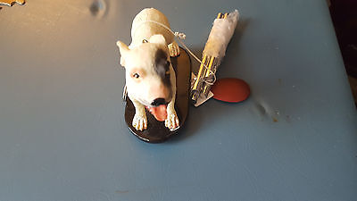 Bull Terrier Dog Wind Chimes New In Box