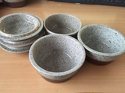 Purbeck Pottery Bowls with lids