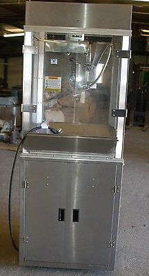 Used Gold Medal Astro Pop 2023Etsb 16 Oz Popcorn Machine Popper & Oil Pump