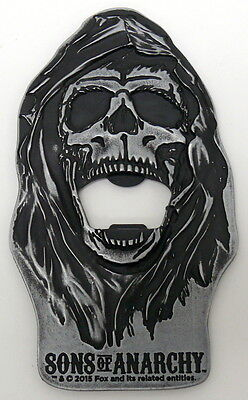 Sons Of Anarchy Reaper Bottle Opener New Magnetic