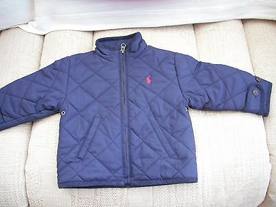 Boys quilted Polo Jacket by Ralph Lauren - 12 months