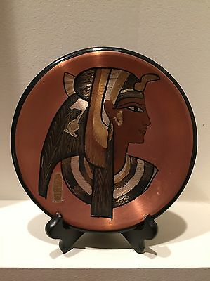 Decorative Plate From Egypt