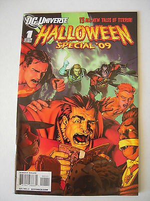 Dc Universe  Halloween  Special 09 One Shot    Dc  Comics      Vo   2009 Tbe