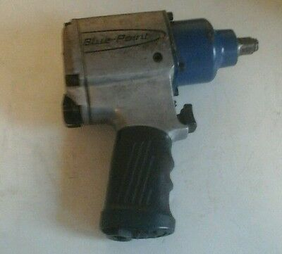 """Blue Point / Snap On Air Gun AT555A 1/2"""" Drive Impact Wrench"""