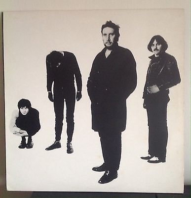 The Stranglers - Black And White - LP - 1978 Vinyl - United Artists - Punk -