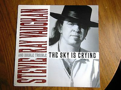Stevie Ray Vaughan & Double Trouble: The Sky Is Crying, single, rare