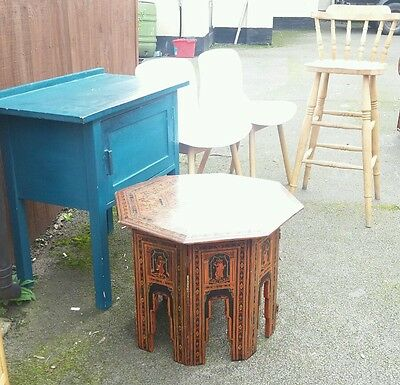 Wholesale / Job Lot of Household Furniture - High Chair, Chairs, Chinese Table