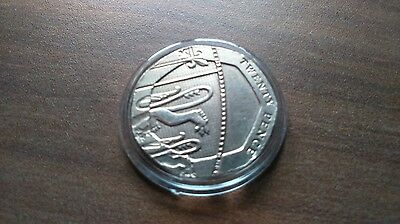 Value Rising Rare Coin Undated 20p Coin 2008 Twenty Pence  No Date Mule
