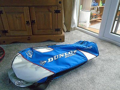 dunlop tour tennis bag