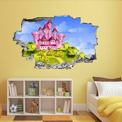 Magnificent Princess Castle Wall Art Pictures Inspiration - Wall Art ...